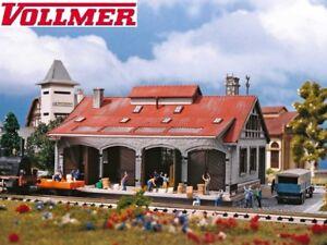 VOLLMER-N-47545-Hangar-de-stockage-NEUF-emballage-d-039-ORIGINE