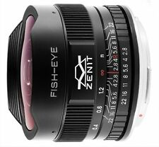 New design! Zenitar-С 16mm F/2.8 MC Lens For Canon