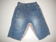 Mexx tolle Hose Gr. 62 jeans- Stoffmix !!
