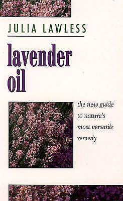 Lavender Oil, Lawless, Julia, Excellent Book