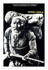 Cuban décor Graphic Design movie Poster 4 film DERSU UZALA.Japanese.Japan