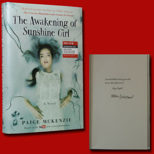The Awakening Of Sunshine Girl Target Special Edition By Paige
