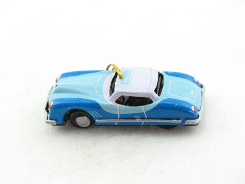 Blechspielzeug Deko-Sportwagen blau  2700401