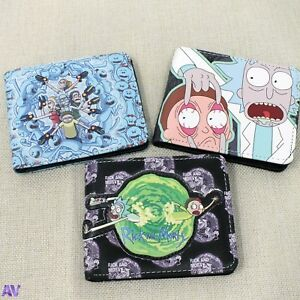 Fast delivery! UK SELLER ! Rick and Morty Wallet