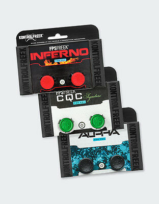 KontrolFreek Perfect Arsenal Inferno fits Playstation 4 Controllers for Bioshock