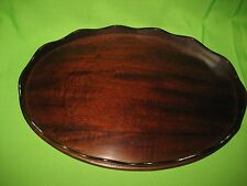 Vintage Librasco  Wooden Tray