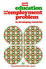 Education and the Employment Problem in Developing Countries by Mark Blaug (Paperback, 1973)