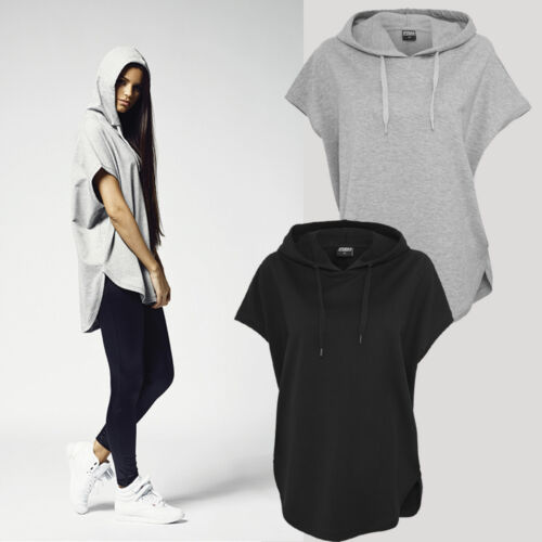 Urban Classics Ladies Sleeveless Terry Hoody Femmes Capuche Shirt Capuche