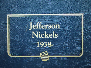Jefferson-Nickel-Album-Complete-from-1938-to-2014