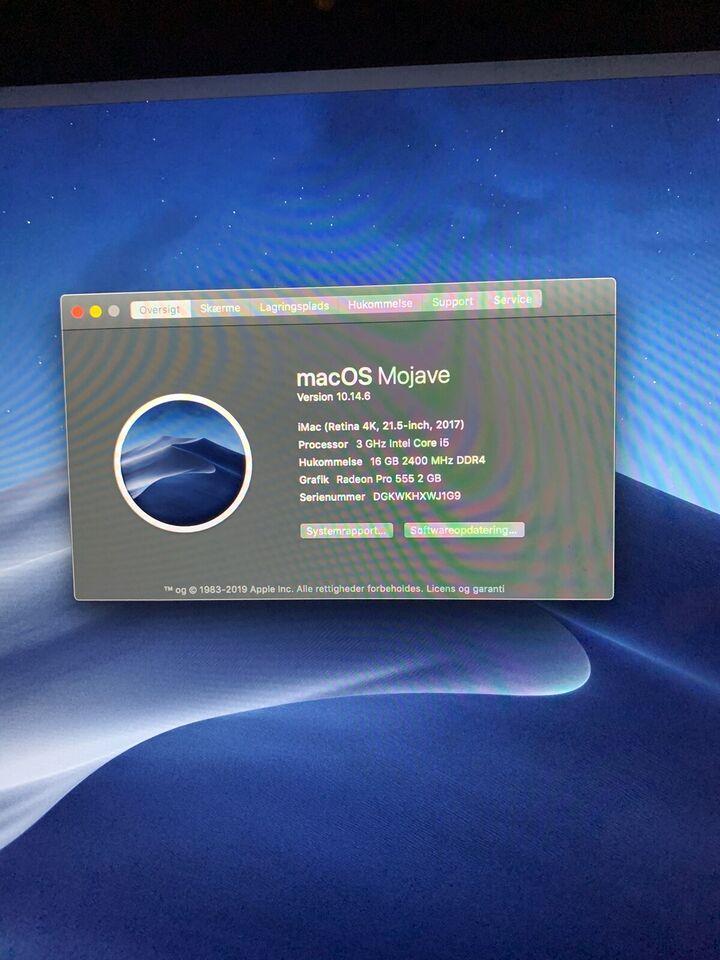 iMac Retina 21,5 inch