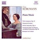 Clara Wieck Schumann - Piano Music (1999)