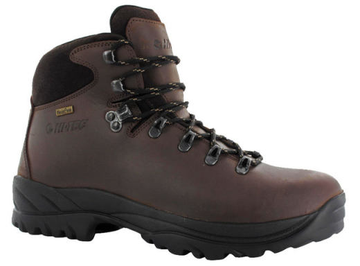 5efc17bac83 HI-TEC Mens Ravine Waterproof Boot Brown Uk11