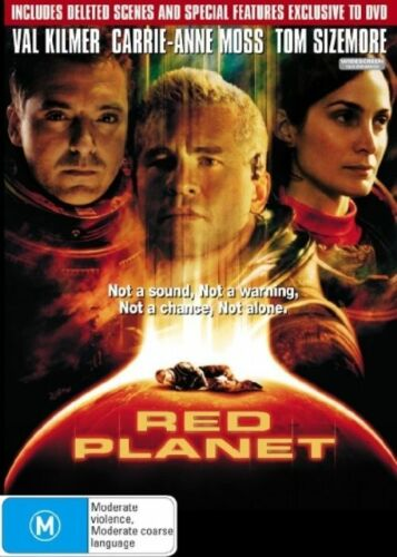 1 of 1 - Red Planet (DVD, 2006) LIKE NEW ... R4