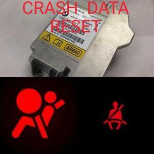 Details about BMW E90 E91 E92 E93 AIRBAG MODULE CRASH DATA RESET