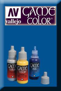 SûR Game Color Blue Wash 73207 Vallejo