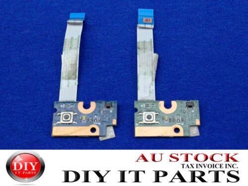 HP G62 G56 CQ62 CQ56 Power Button Board 4EAX1PB0000 DA0AX1PB6E0  595204-001