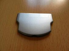 Akku Batterie DECKEL Sony PSP 3004 slim & lite Cover Gehäuse Akkudeckel Silber