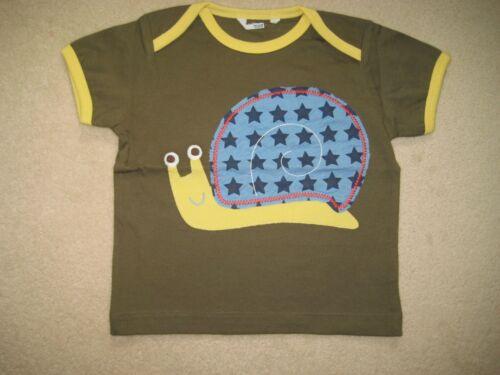 Baby Boden Tshirt Top 0-4 years applique /& print 12 designs