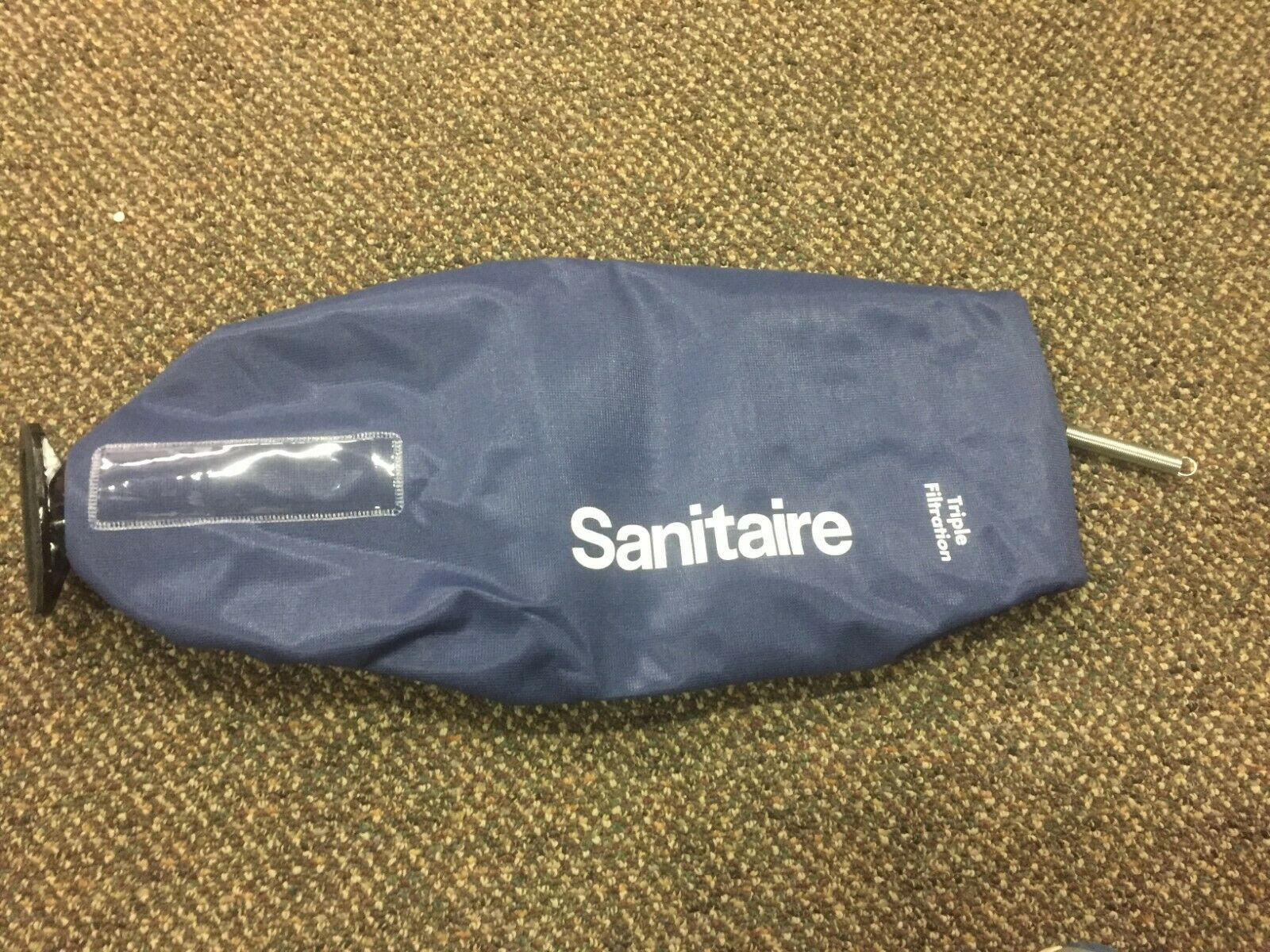 Genuine Outer bag two screws Eureka Sanitaire Kent Powr-Flite F&G bag 53977-29