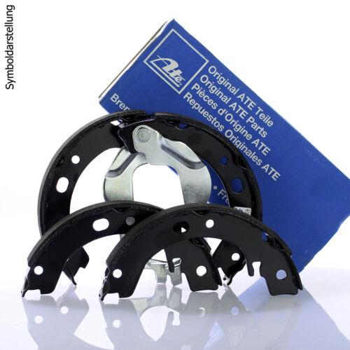 ATE 4x Bremsbacken Bremsbackensatz für Trommelbremse Hinten 03.0137-0315.2