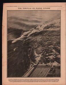 "WWI Torpedo Torpille/Poilus Inondation Voiture la Marne France 1917 ILLUSTRATION - France - Commentaires du vendeur : ""OCCASION"" - France"