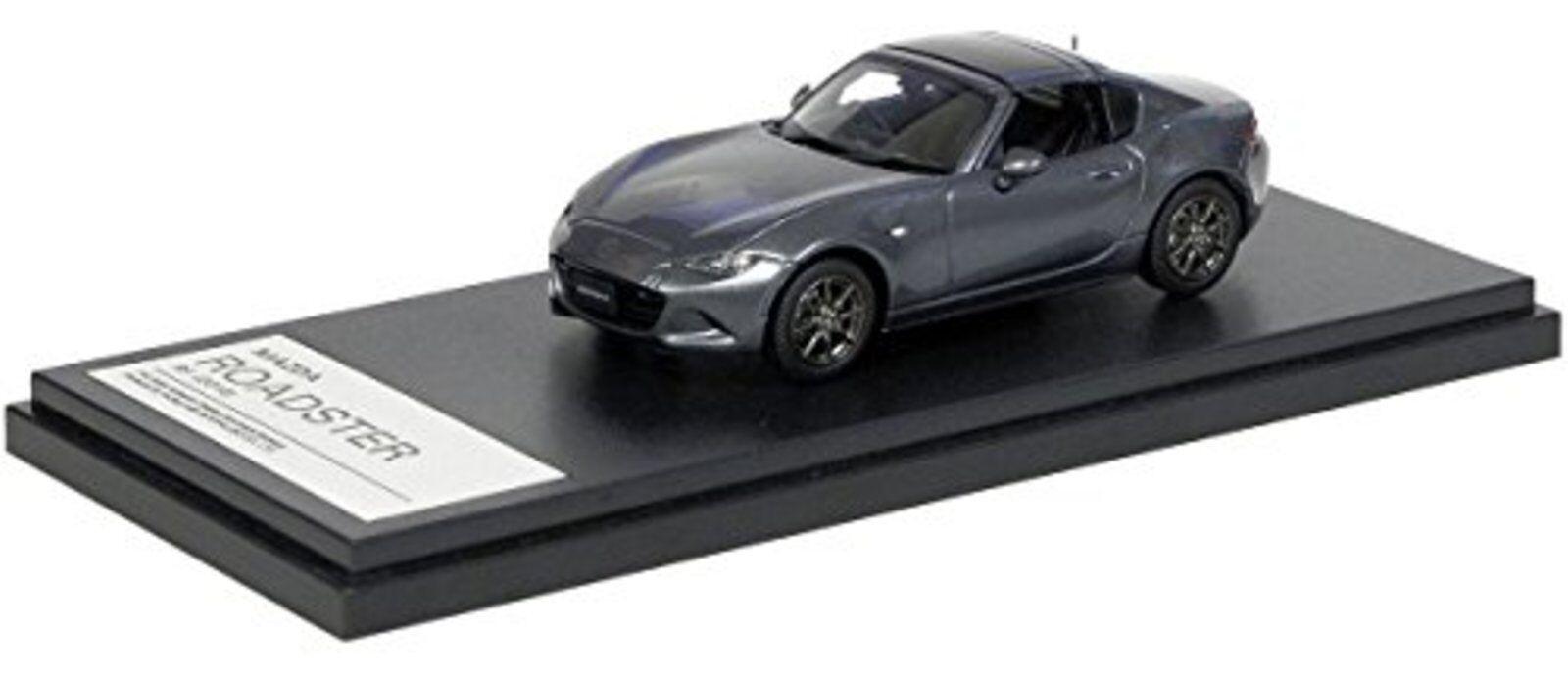 vendita online Hi Storia 143 Mazda Mazda Mazda stradaster RF 2016 Grigio modellolino F S W Tracciamento Testa  fino al 70% di sconto