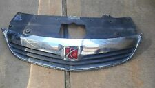 2007 2008 2009 Saturn Aura Grill Grille With Emblem