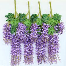 Artificial 89cm purple alliums x 6 silk flowers faux flowers fake 1312x artificial fake wisteria vine ratta hanging garland silk flowers 36ft mightylinksfo