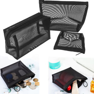 Bag-Zipper-Storage-Mesh-Package-Cosmetic-Pouch-Travel-Organizer-Makeup-Bags
