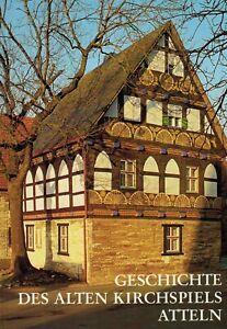 Voss-Geschichte-altes-Kirchspiel-Atteln-Kr-Bueren-Lichtenau-Kr-Paderborn-1988
