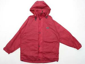 Peter-Storm-Mens-Size-M-Red-Raincoat