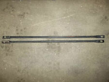 SUZUKI SAMURAI REAR PASSENGER OCCUPANT BARS TIN TOP TIN TOP