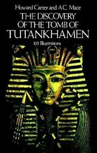 The-Discovery-of-the-Tomb-of-Tutankhamen-Egypt-by-Carter-Howard-Paperback-The