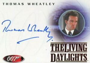James-Bond-in-Motion-2008-Thomas-Wheatley-as-Saunders-Autograph-Card-A83