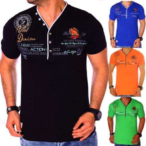 ZAHIDA T-shirt Hommes Shirt Top Qualité V-Neck Fête Club Shirts M L XL XXL t07