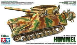 Tamiya-German-Hummel-Heavy-Howitzer-1-35-scale-model-kit-new-35367