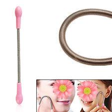 Face Facial Hair Spring Bend Remover Epilator Stick Hair Removal Threading Tool