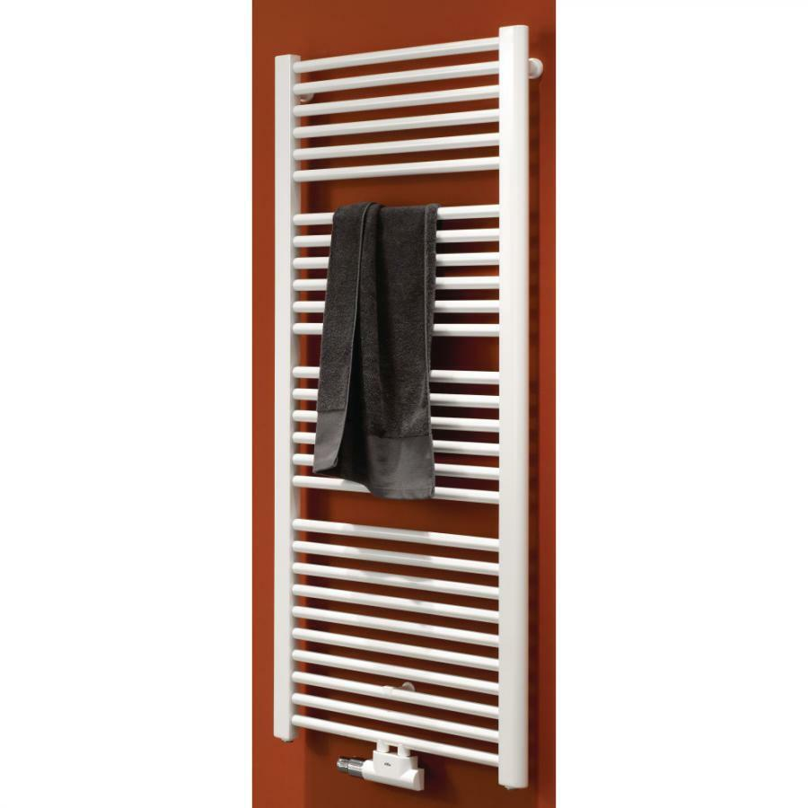 Kermi Badheizkörper Basic-50 1448 x 35 x 749 mm weiß RAL 9016 E001M1500752XXK