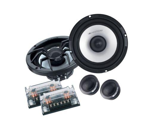 "Set of 2 Soundstream SC-6T 6-1//2/"" Arachnid Series Component Speaker System"