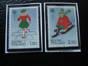 Finland-Stamp-Yvert-and-Tellier-N-1042-1043-N-A22-Stamp-Finland