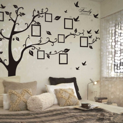 Home Decoration - Family Tree Of Life Wall Sticker Decal Mural DIY Art Vinyl Removable SNG