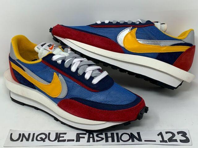 Nike X Sacai LDV Waffle Running Shoe