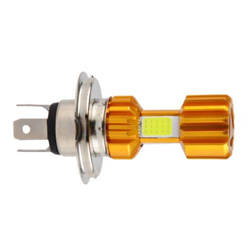 2pcs H4 LED Headlight Bulb For Yamaha Apex RX10P ER GT LTX Bravo BR250T FX Nytro