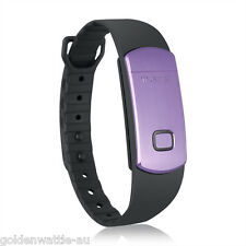 Bluetooth Smart Bracelet Health Wristband Watch Fitness Tracker for Android IOS