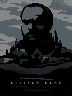 The Third Man Orson Welles Pop Art Poster #1 Signed LtdEd Print by John Lathrop