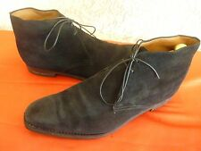 "A106)  CHAUSSURE CROCKETT & JONES A LACETS ""TETBURY""  44   10 E  BON ETAT"