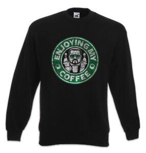 Walter Lebowski Pullover Coffee Big Fun Sweatshirt Donaly The Sobchak Dude SwSArqZ