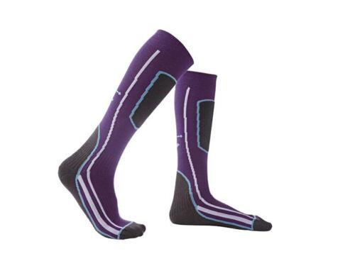 R13// BZ Kinder Mädchen Skistrümpfe Ski Socken Strümpfe Thermolite NEU