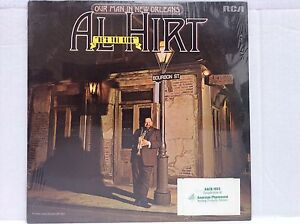 Al-034-He-039-s-The-King-034-Hirt-Our-Man-In-New-Orleans-vinyl-LP-Sealed-Dixieland-Jazz