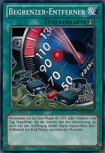 Auflage Common Yu-Gi-Oh Gehirnkontrolle YGLD-DEA26 1 Zauber Karte DEUTSCH NM